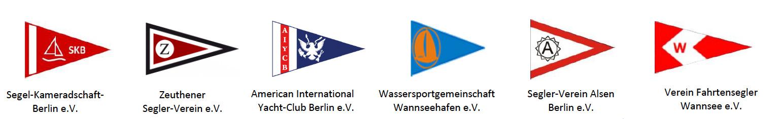 Flaggen Vereine Donnerstags-Regatta